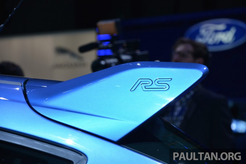 GALLERY: Ford Focus RS world premiere at Geneva Image #316512