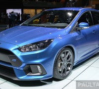 Ford Focus RS Geneva Live 19