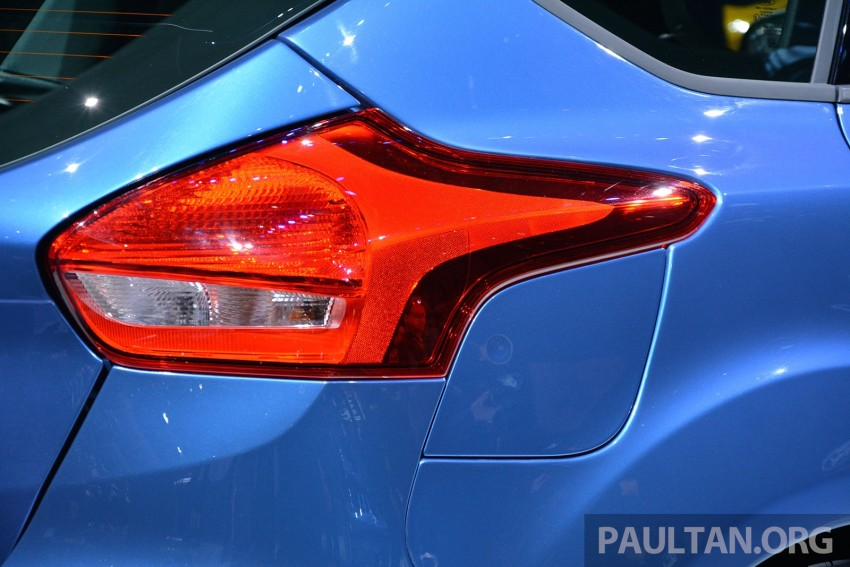 GALLERY: Ford Focus RS world premiere at Geneva Image #316503