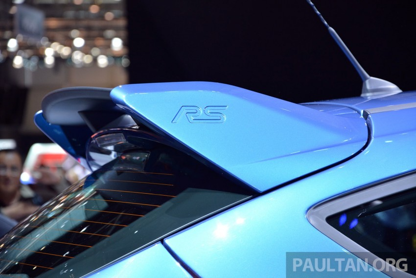 GALLERY: Ford Focus RS world premiere at Geneva Image #316504