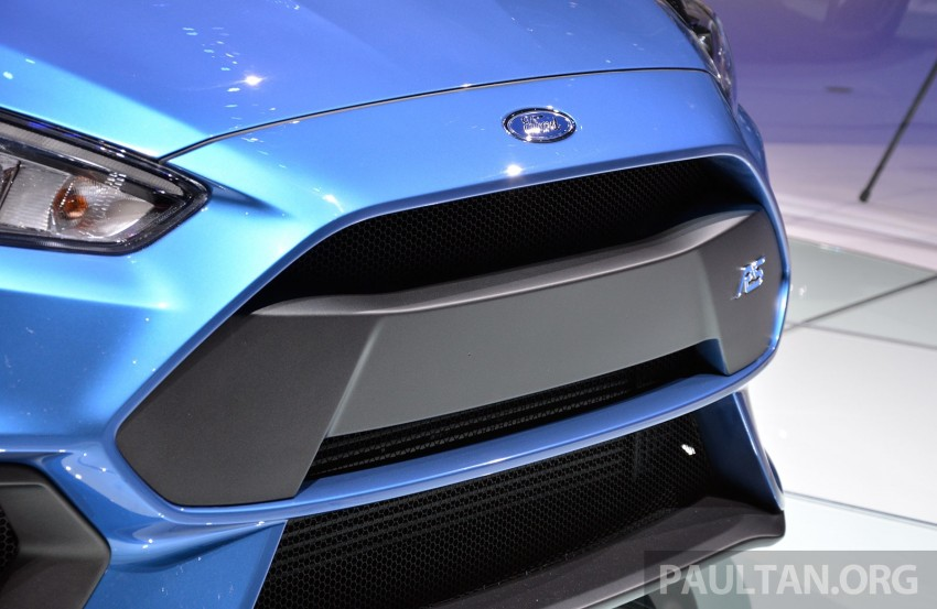 GALLERY: Ford Focus RS world premiere at Geneva Image #316506