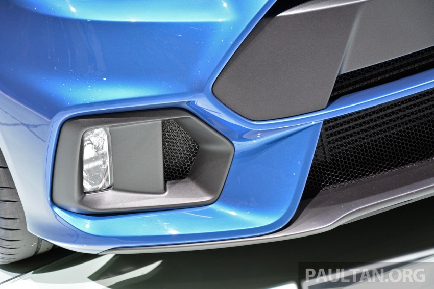 GALLERY: Ford Focus RS world premiere at Geneva Image #316507