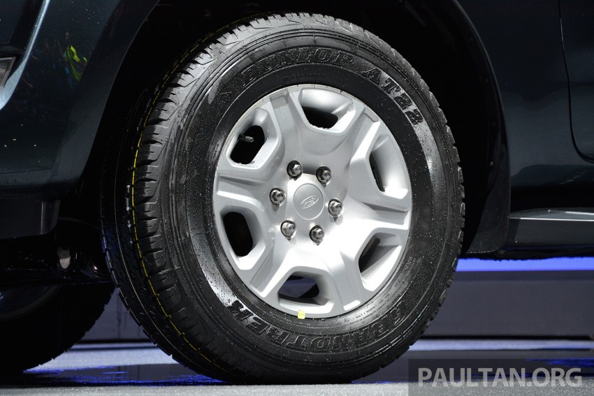 2015 Ford Ranger makes world debut in Thailand Image #320432