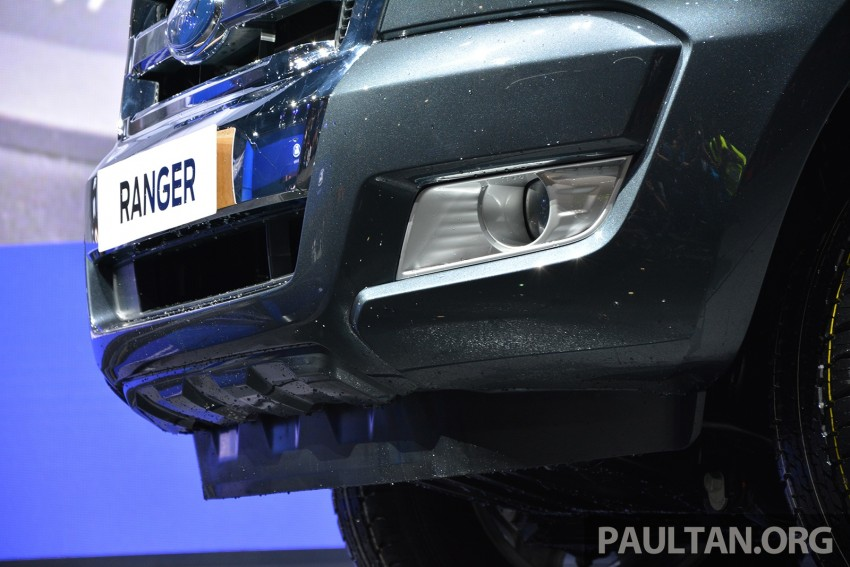 2015 Ford Ranger makes world debut in Thailand Image #320433
