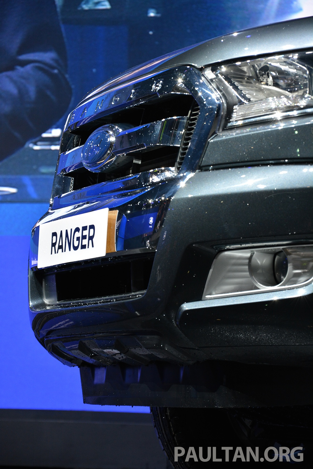 2015 Ford Ranger makes world debut in Thailand Paul Tan - Image 320436