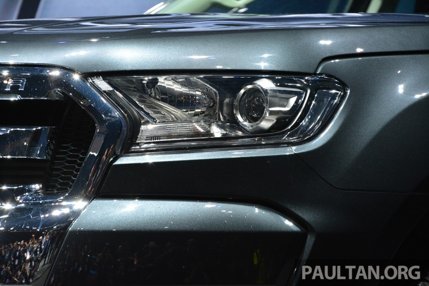 2015 Ford Ranger makes world debut in Thailand Image #320437