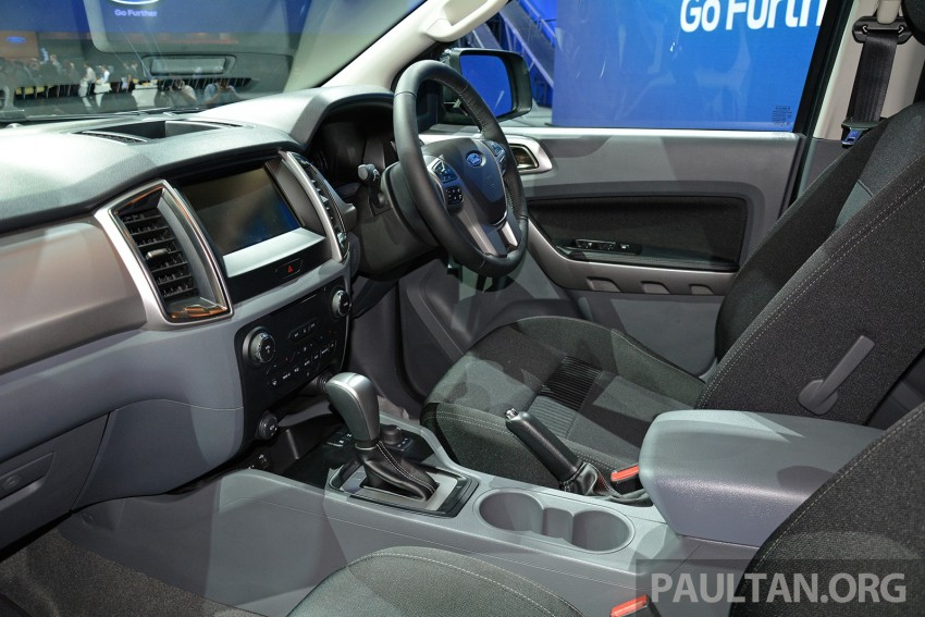 2015 Ford Ranger makes world debut in Thailand Image #320446
