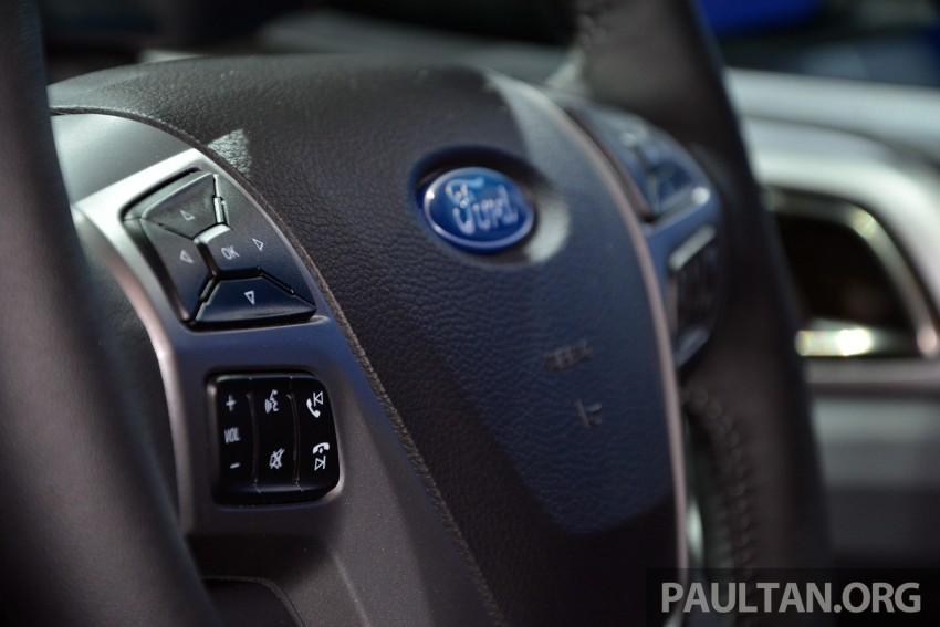 2015 Ford Ranger makes world debut in Thailand Image #320450