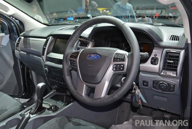 Ford Ranger Facelift BKK 2015 29