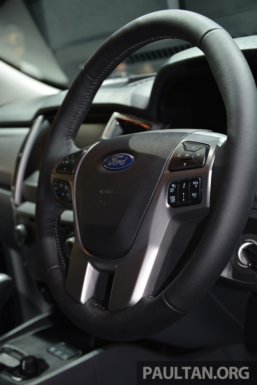 2015 Ford Ranger makes world debut in Thailand Image #320452