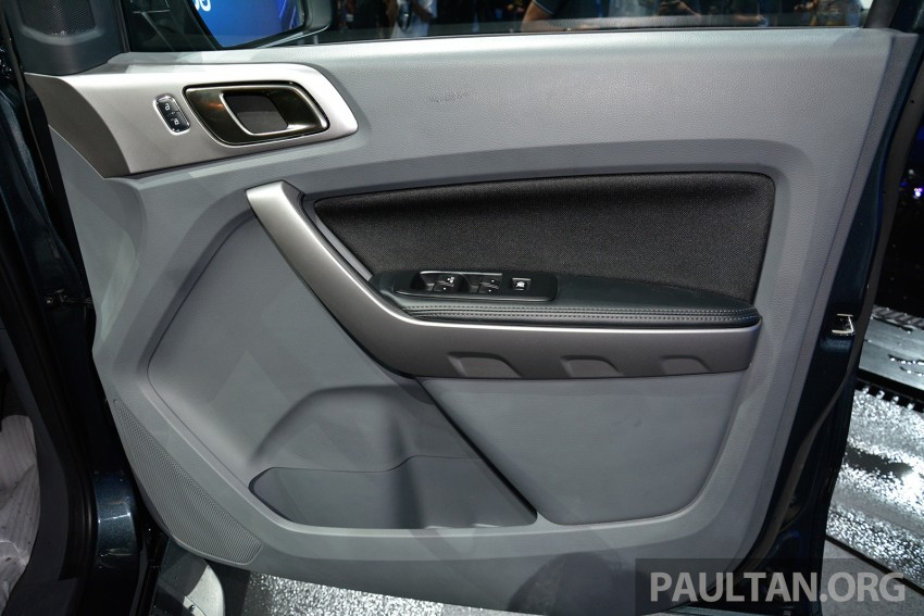 2015 Ford Ranger makes world debut in Thailand Image #320453