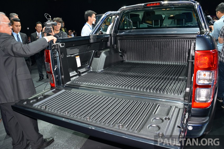 2015 Ford Ranger makes world debut in Thailand Image #320455