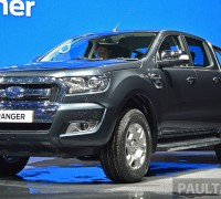 Ford Ranger Facelift BKK 2015 6