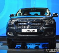 Ford Ranger Facelift BKK 2015 7