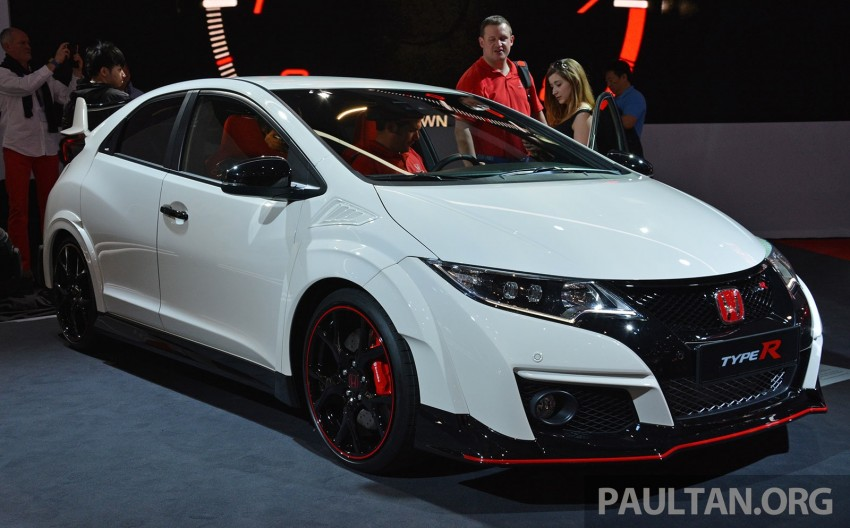 gallery honda civic type r debuts at geneva 2015 image 316017. Black Bedroom Furniture Sets. Home Design Ideas