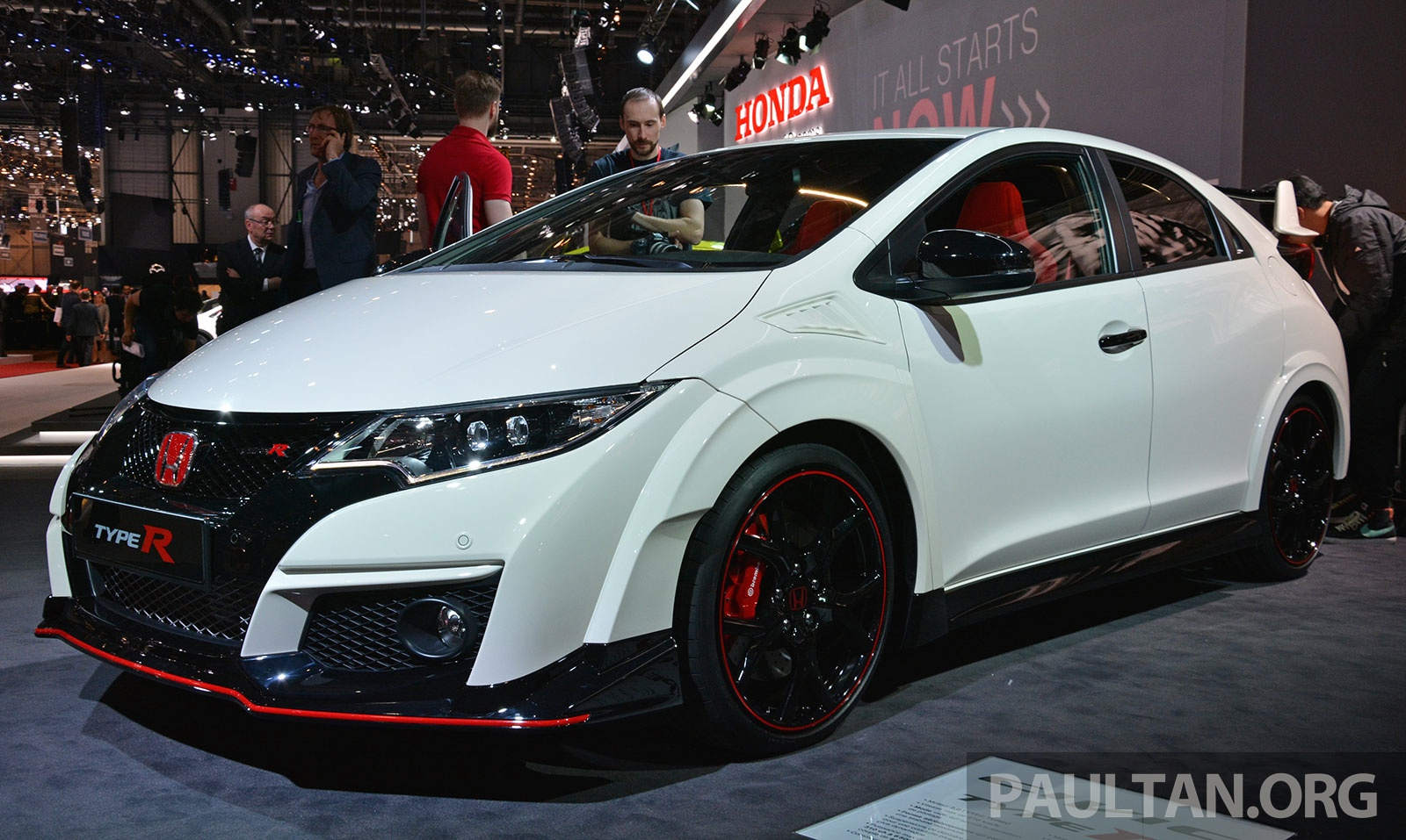 gallery honda civic type r debuts at geneva 2015 image 316052. Black Bedroom Furniture Sets. Home Design Ideas