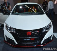 Honda Civic Type R Geneva Live 40