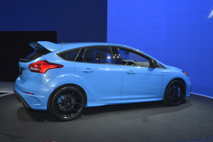 GALLERY: Ford Focus RS world premiere at Geneva Image #324622