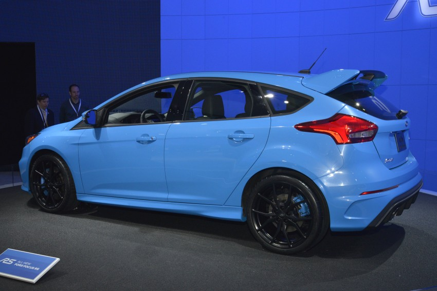 GALLERY: Ford Focus RS world premiere at Geneva Image #324621