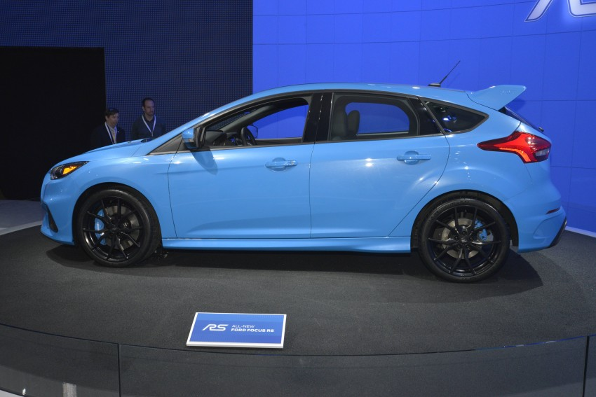 GALLERY: Ford Focus RS world premiere at Geneva Image #324620