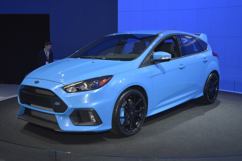 GALLERY: Ford Focus RS world premiere at Geneva Image #324617