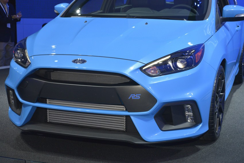 GALLERY: Ford Focus RS world premiere at Geneva Image #324612