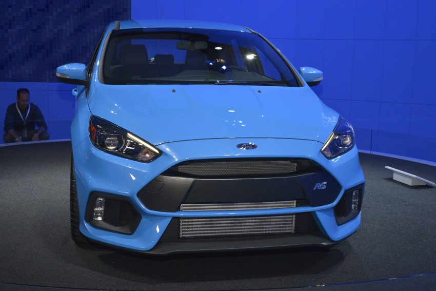 GALLERY: Ford Focus RS world premiere at Geneva Image #324611