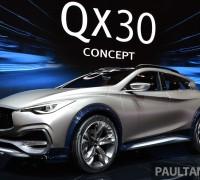 Infiniti QX30 Geneva Live 1