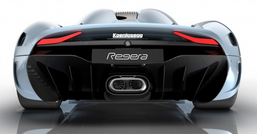 Koenigsegg Regera gets over 1,500 hp and 2,000 Nm Image #316105