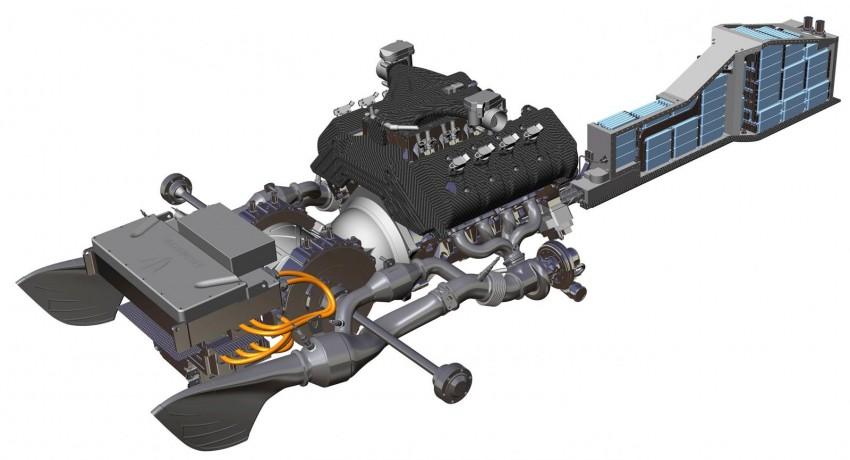 Koenigsegg Regera gets over 1,500 hp and 2,000 Nm Image #316107