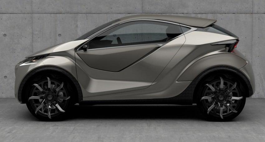 Lexus LF-SA – 2+2 city car study debuts in Geneva Image #315865
