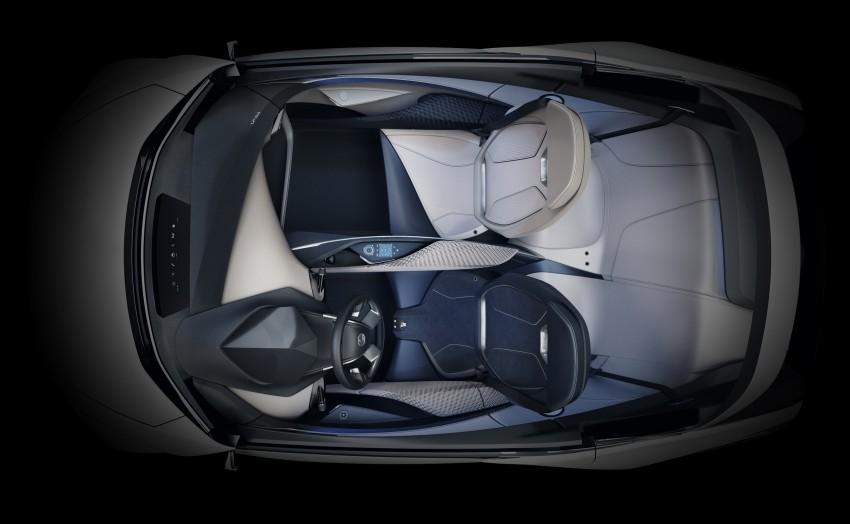 Lexus LF-SA – 2+2 city car study debuts in Geneva Image #315863