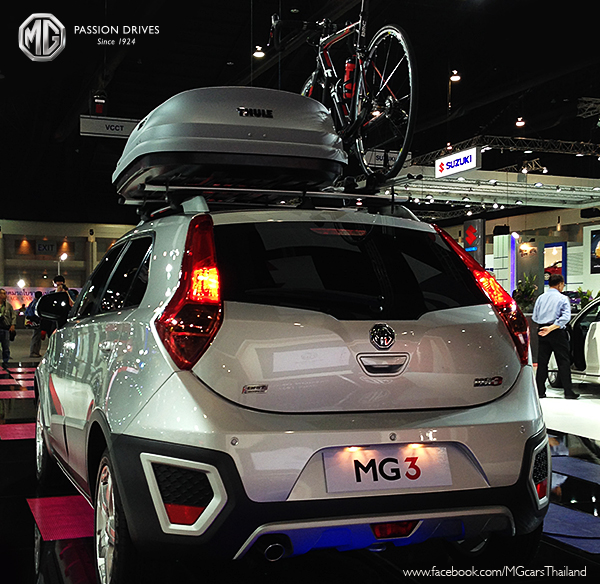 MG3 launched in Thailand with eco car price – Malaysia next stop for the Thai-assembled hatch Image #319713