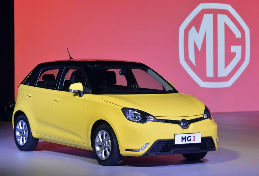 MG3 launched in Thailand with eco car price – Malaysia next stop for the Thai-assembled hatch Image #319715
