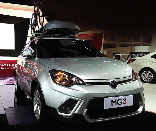 MG3 launched in Thailand with eco car price – Malaysia next stop for the Thai-assembled hatch Image #319716