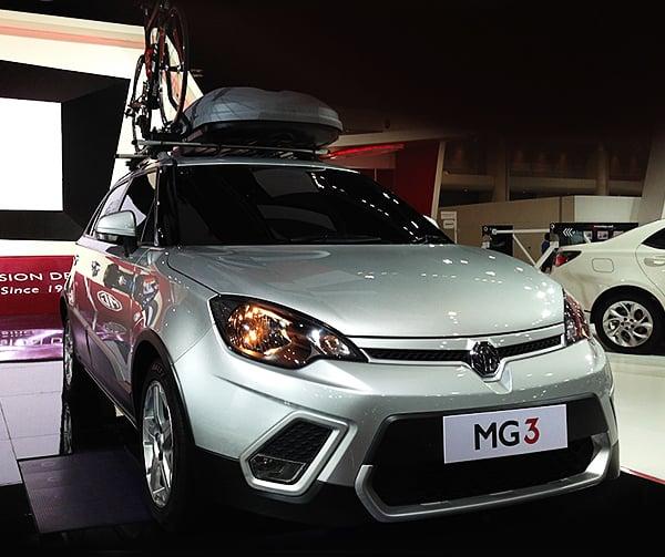 Mg Car Price Thailand