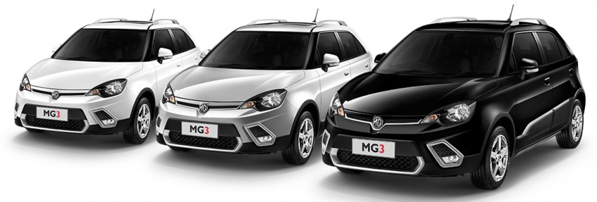 MG3 launched in Thailand with eco car price – Malaysia next stop for the Thai-assembled hatch Image #319720