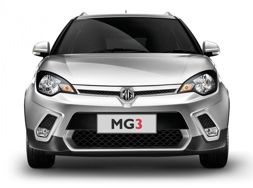 MG3 launched in Thailand with eco car price – Malaysia next stop for the Thai-assembled hatch Image #319721