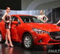 Mazda 2 1.3 BKK 2015 1