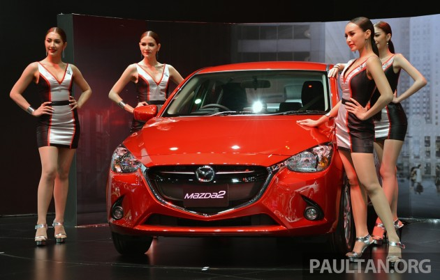 Mazda 2 1.3 BKK 2015 10