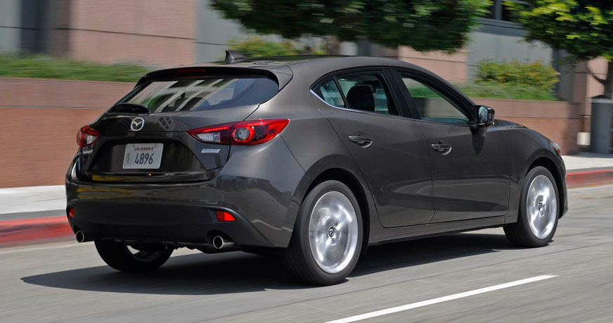 Mazda 3 Ckd Locally Assembled Range To Include Hatchback