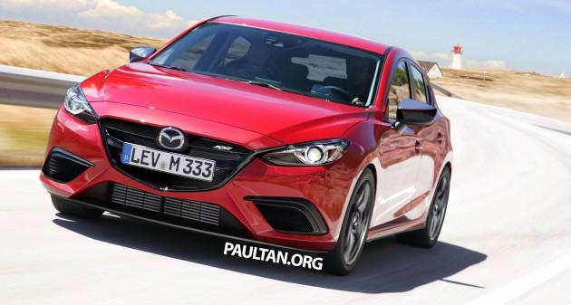 Mazda-3-MPS-rendering