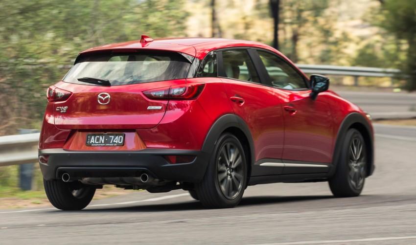 GALLERY: Mazda CX-3 – Australia gets four grades Image #319559