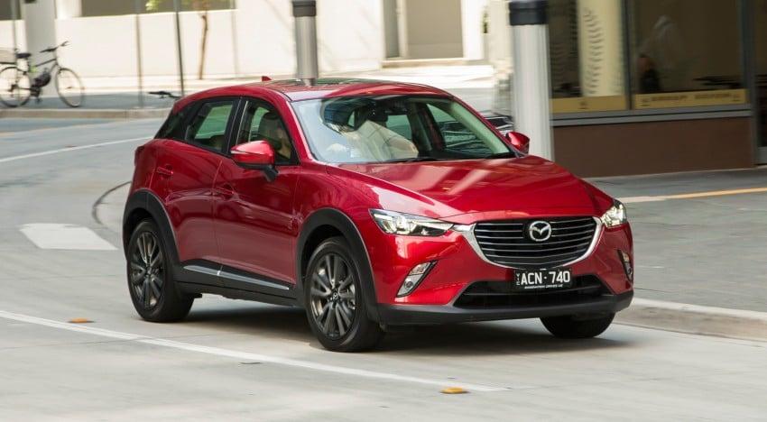 GALLERY: Mazda CX-3 – Australia gets four grades Image #319558