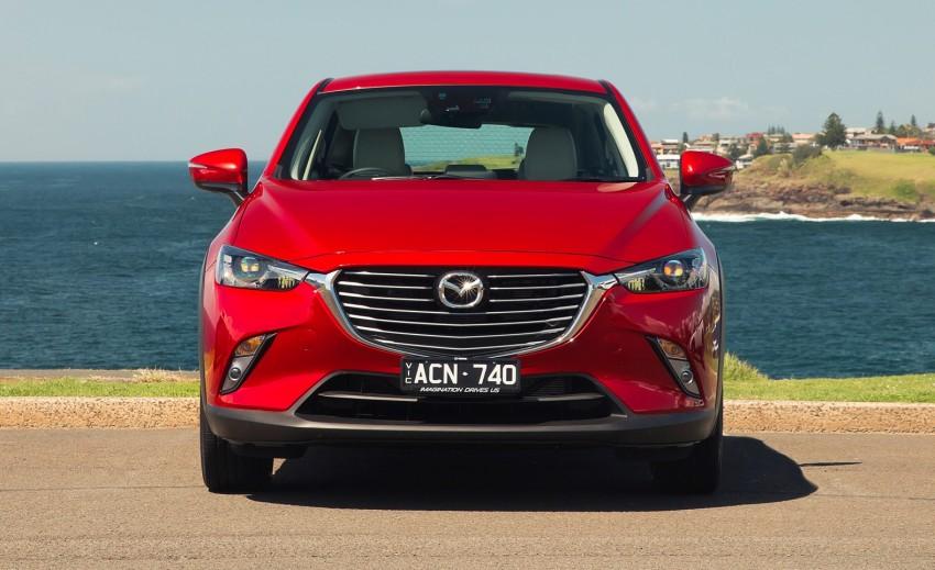 GALLERY: Mazda CX-3 – Australia gets four grades Image #319556