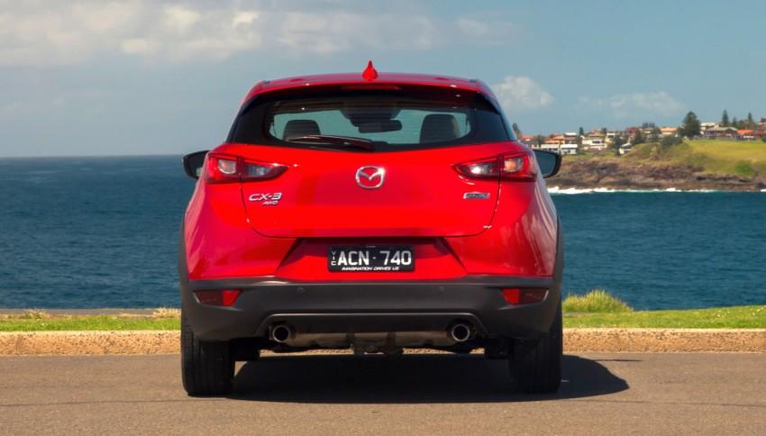 GALLERY: Mazda CX-3 – Australia gets four grades Image #319555