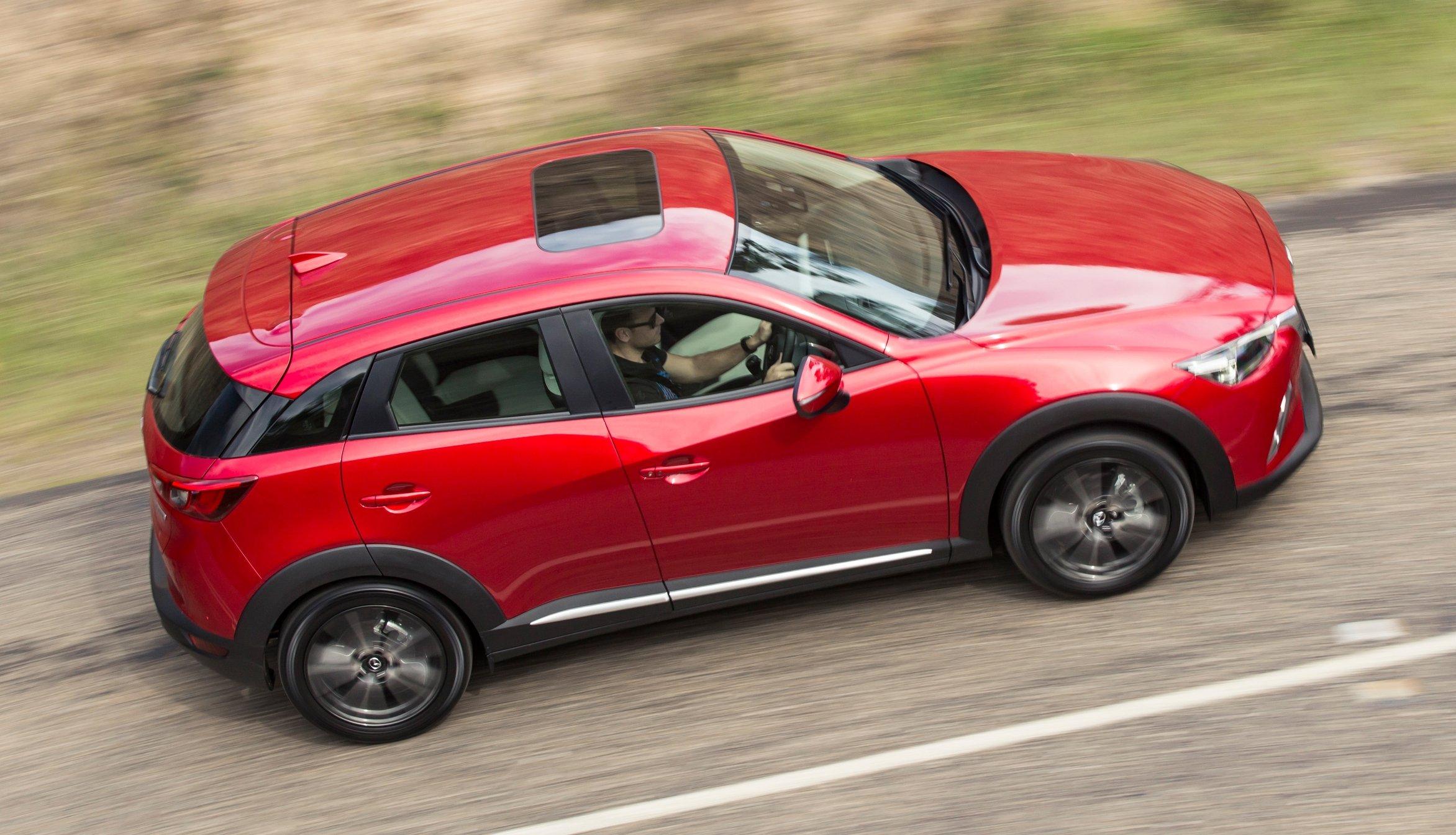 Mazda Cx 3 >> GALLERY: Mazda CX-3 – Australia gets four grades Paul Tan - Image 319554