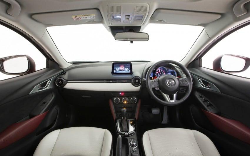 GALLERY: Mazda CX-3 – Australia gets four grades Image #319552