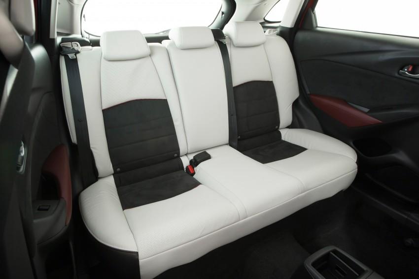 GALLERY: Mazda CX-3 – Australia gets four grades Image #319548