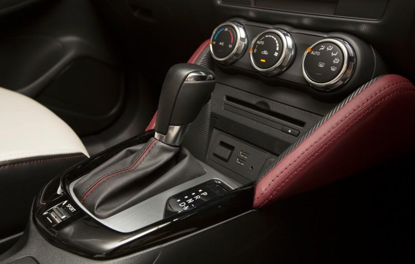GALLERY: Mazda CX-3 – Australia gets four grades Image #319545